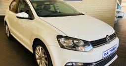 VW POLO 1.2 TSi HIGHLINE DSG 2015