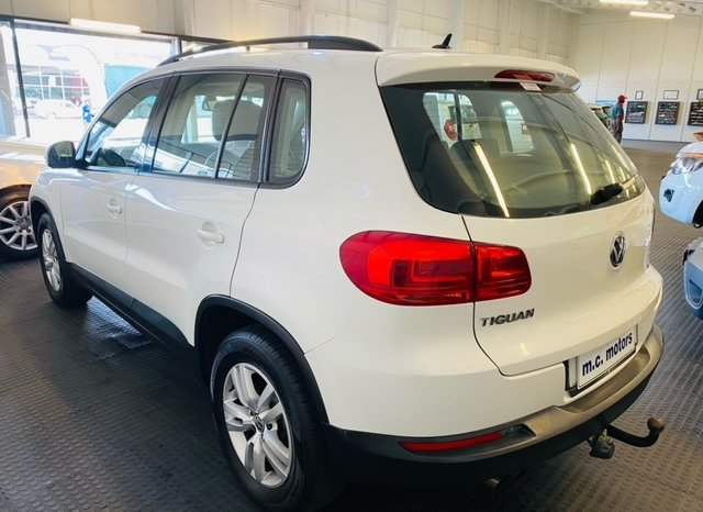 VW TIGUAN 1.4 TSi TREND-FUN 4MOTION 2013 full