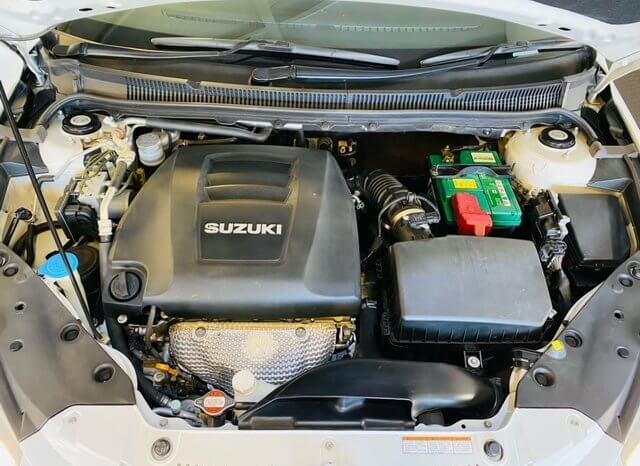 SUZUKI KIZASHI 2.4 2012 full
