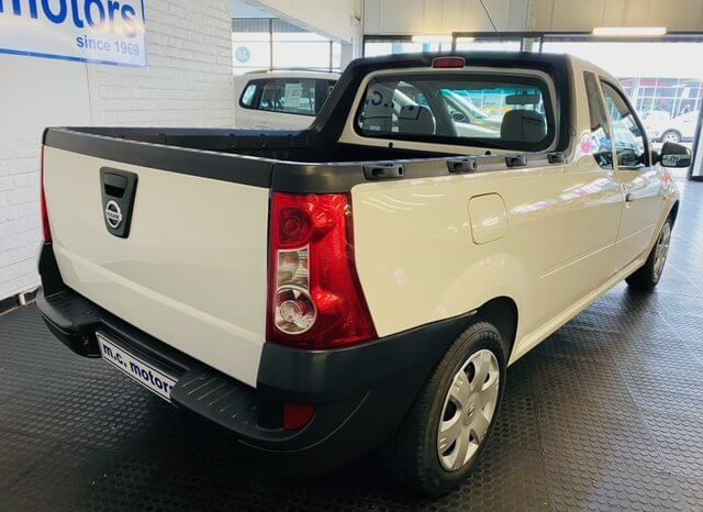 NISSAN NP200 1.5 DCi A/C SAFETY PACK P/U 2016 full