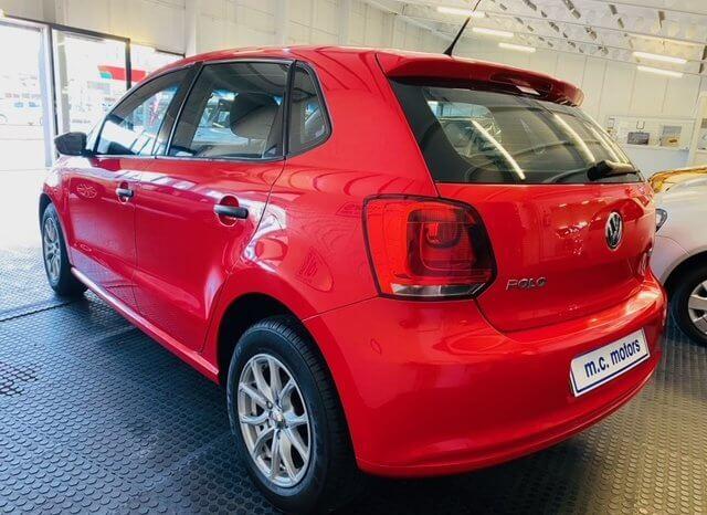 VW POLO 1.6 TRENDLINE 5DR 2014 full
