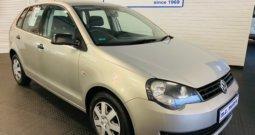 VW POLO VIVO 1.4 TRENDLINE 5DR 2013
