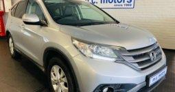 HONDA CRV 2.4 ELEGANCE AWD AUTOMATIC 2013