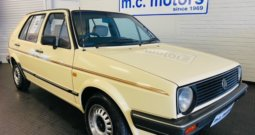 VW GOLF 1.3 CL 1986