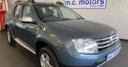 RENAULT DUSTER 1.5 dCI DYNAMIC 2014